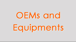 OEMs and Equipments